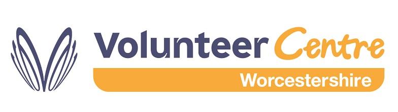 Logo for Worcestershire Volunteering Hub